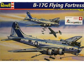 Revell B-17G Flying Fortress CH