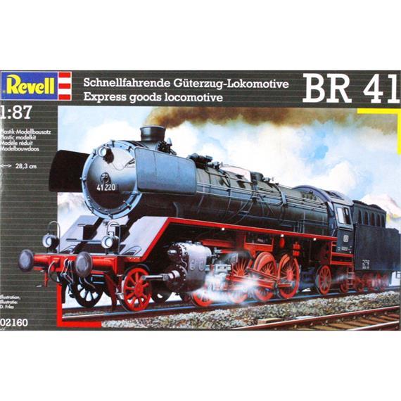 Revell Güterzuglokomotive BR 41