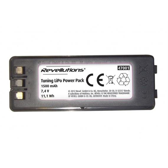 Revell RC 47001 Tuning LiPo Battery Pack 7,4V 1500 mAh