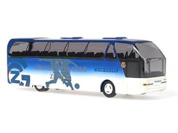 """Rietze 62080 Neoplan Starline """"GC Wäckerlin"""" CH"""