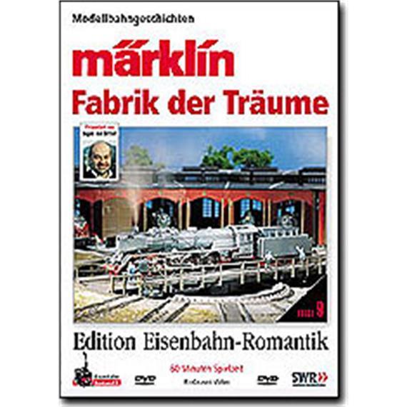 Riogrande DVD 6409 - Märklin - Fabrik der Träume
