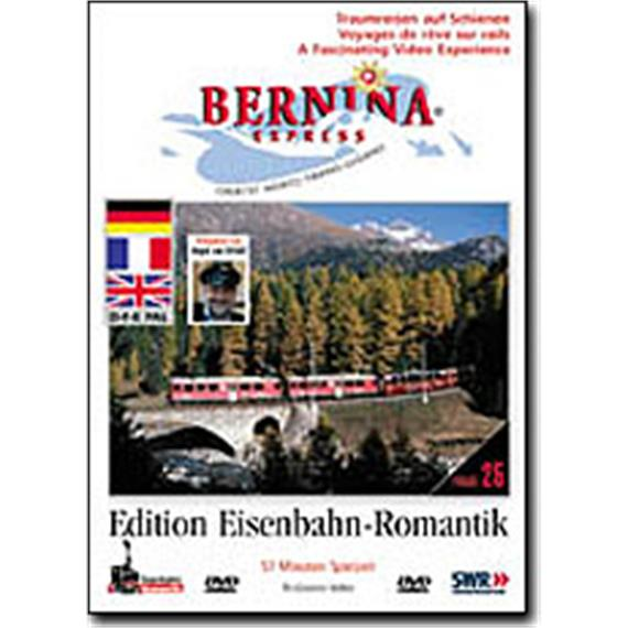 RioGrande DVD 6425 - Bernina Express