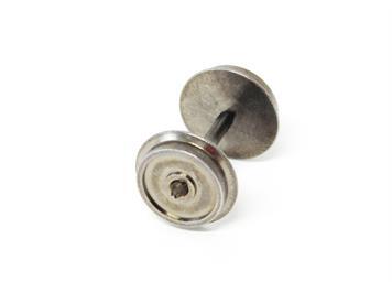 Rivarossi HC6104 AC-Radsätze (4 Stk.) L 24.00 mm, D11.8mm