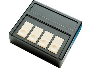 Roco 10522 Einfachtaster für Entkupplungsgleise