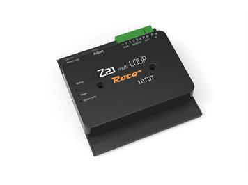 Roco 10797 Digital-Kehrschleifenmodul (Railcom)