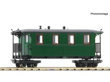 Roco 34063 HOe Personenwagen 4a. Waldbahn