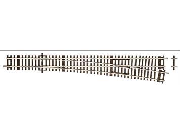 Roco 42489 Weiche rechts Wr10 ohne Antrieb, H0