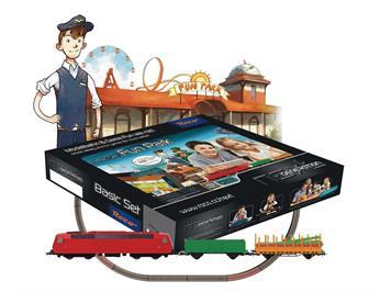"""Roco 51400 NEXT Generation """"Basis-Set A - Spiel Freizeitpark"""""""