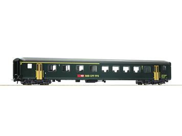 Roco 74570 Schnellzugwagen EW II 1./2. Klasse, SBB