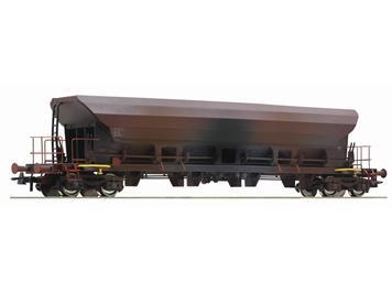 Roco 77918 Selbstentladewagen DR gealtert