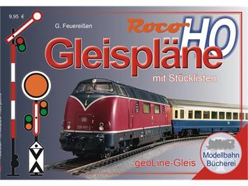 Roco 81397 GeoLine Gleispläne HO