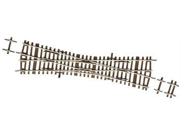 Roco Line 42448 2,1 mm Einfache Kreuzungsweiche EKW 15o