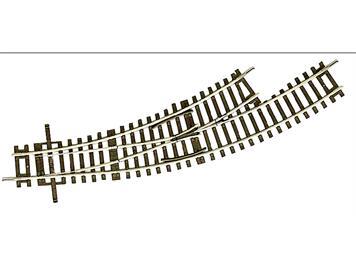 Roco Line 42464 2,1 mm Bogenweiche R2/R3