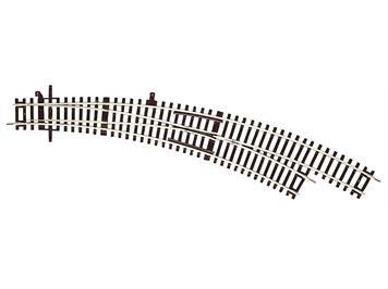 Roco Line 42471 Bogenweiche rechts BWr5/6 ohne Antrieb, H0