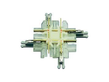 Rokuhan 97025 R025 Kreuzung 55mm, 90°