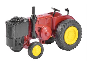 Schuco 452619300 Lanz mit Holzgenerator 1:87