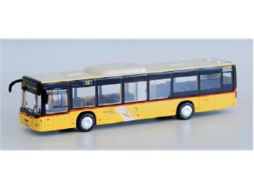 Schuco MAN Bus City Lions Postauto