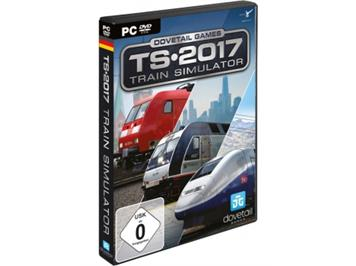 SimTrain 50805 Train Simulator TS2017