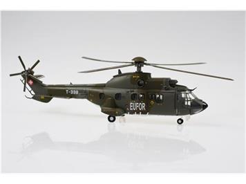 """Swiss Line Collection 001504 Cougar AS532 """"EUFOR"""" 1:72"""