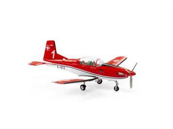 Swiss Line Collection 001701 Pilatus PC-7 Team / 1 Payerne Air14 A-912, Swiss Air Force