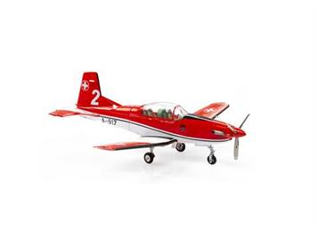 Swiss Line Collection 001702 Pilatus PC-7 Team / 2 Payerne Air14 A-917, Swiss Air Force