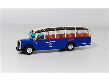 "Swiss Line Collection 002006 FBW NL40 Alpenwagen ""Auto AG Rothenburg / Beromünster"" HO"