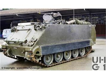Swiss Line Collection 005006 Schützenpanzer Spz 63 - M113 HO