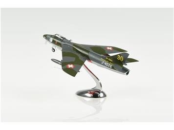 Swiss Line Collection 1209 Hunter Patrouille Suisse J-4026 lim./num. mit Booklet & Zertif.