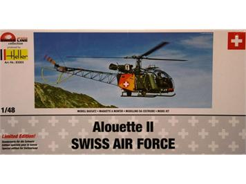 Swiss Line Collection SE 313 Alouette II Swiss Air Force 1:48