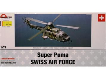 Swiss Line Collection Super Puma AS332 Swiss Air Force 1:72