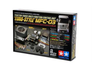 Tamiya 56523 1:14 Truck-Multifunktionseinheit MFC-03