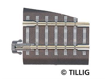 Tillig 83721 Pass-Stück K-rechts 36 mm