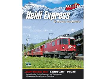Train Sim Heidi Express