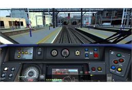 Train-Simulatoren