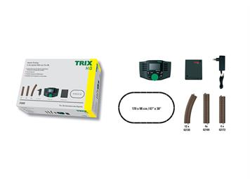 TRIX 21000 Digitaler Einstieg H0