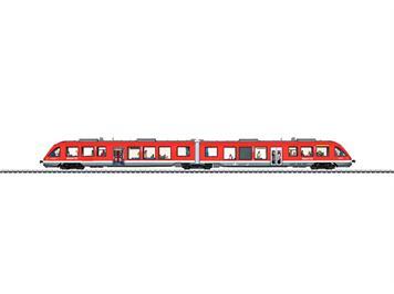 TRIX 22930 Dieseltriebwagen BR 648.2 DB AG DCC/mfx mit Sound
