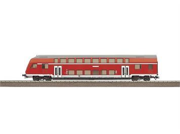 TRIX 24324 Dosto-Steuerwagen rot DB