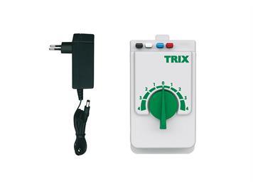 TRIX 66508 Fahrgerät mit Stromversorgung 230 Volt (18VA)