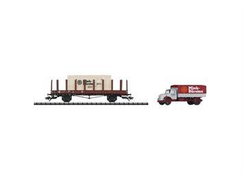 TRIX Museumswagen-Set TRIX HO 2012