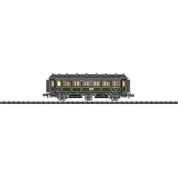 TRIX Personenwagen K.Bay.Sts.B. 3. Klasse