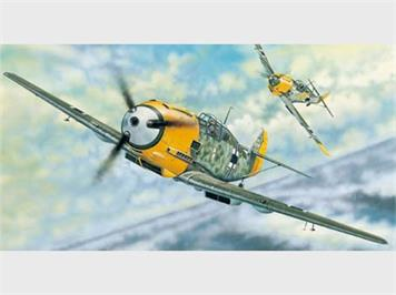 Trumpeter 02288 Messerschmitt Bf109E-3 Swiss Air Force 1:32