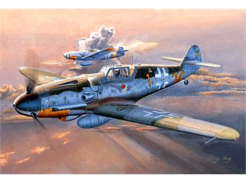 Trumpeter 02296 Messerschmitt Bf 109G-6 (Early) 1:32