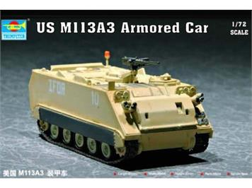 Trumpeter 07240 US M113 A3 Armored Car