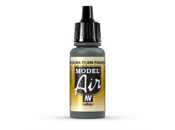 Vallejo 71.096 Model Air 17ml, OLIVE GREY