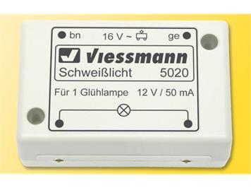 Viessmann 5020 Elektronisches Schweisslicht