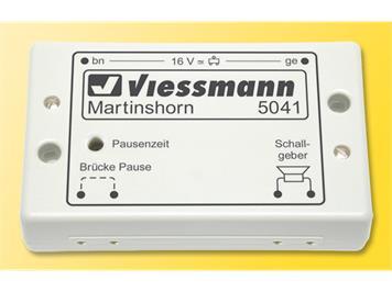 Viessmann 5041Martinshorn mit integriertem Intervallschalter