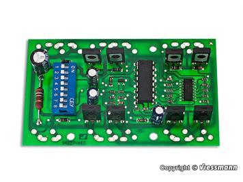 Viessmann 52111 Motorola Magnetartikel-Decoder light ohne Gehäuse