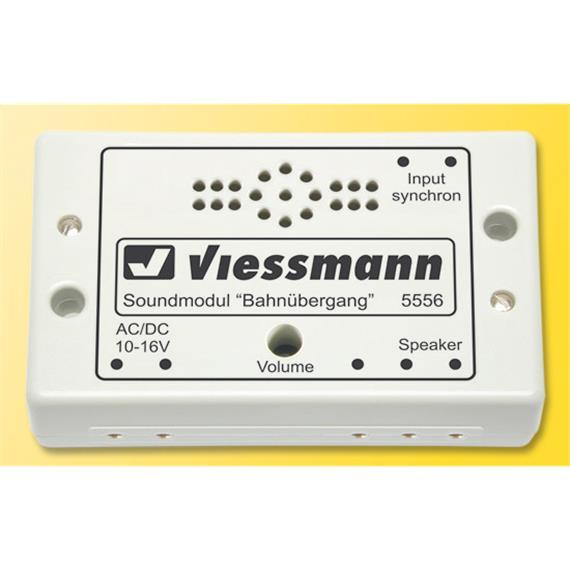 Viessmann 5556 Soundmodul Bahnübergang