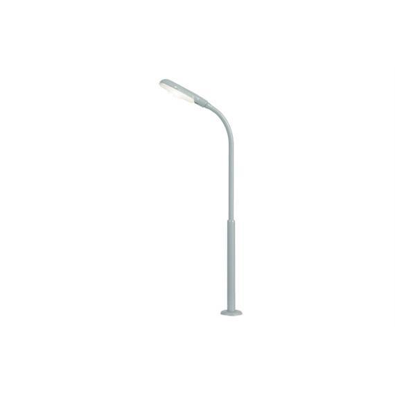 Viessmann 6490 Peitschenleuchte LED weiss N