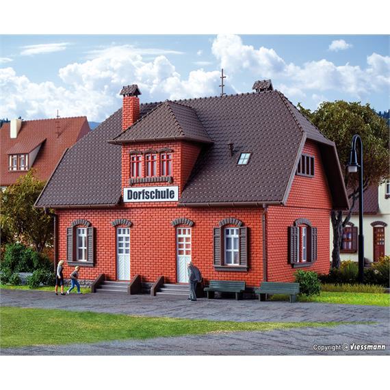 Vollmer 43570 Kleine Dorfschule HO